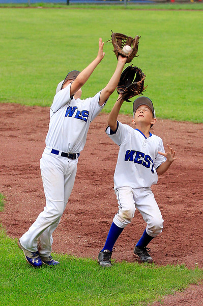 Pittsfield North vs. West Little League