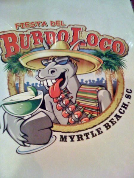 Burro Loco !