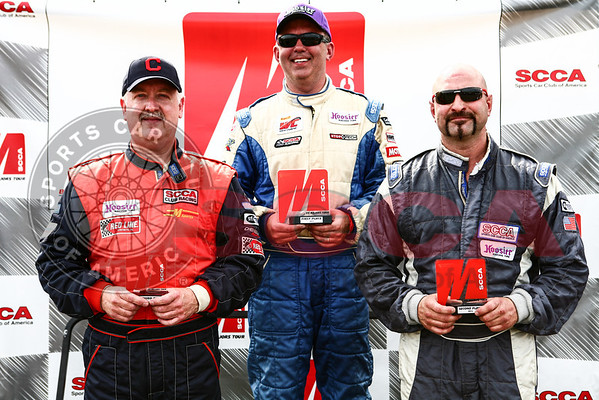 2013 Michigan International Speedway Majors