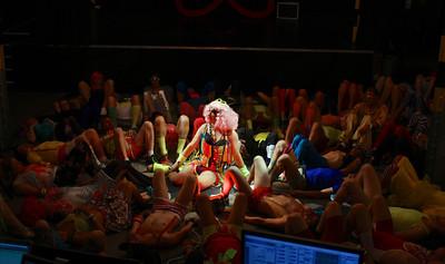 World's Biggest Kiki Music-Video Shoot 27 Sept 2012