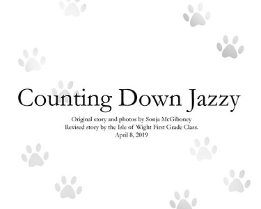 Counting Down Jazzy IWA First Grade Revised.