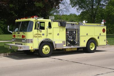Cudahy Fire Department