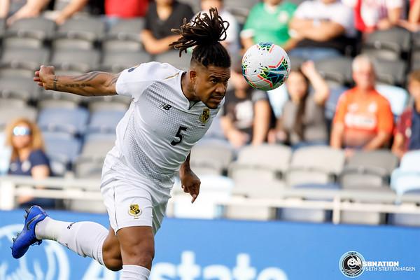 Panama vs Trinidad and Tobago - Gold Cup 2019