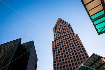 Houston Bank of America Building • Architectural/Environmental