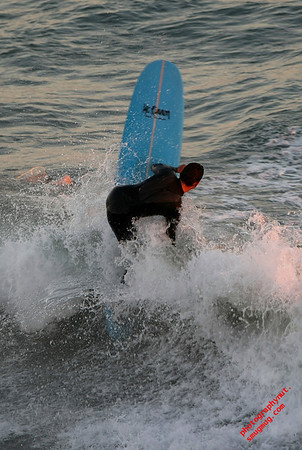 Huntington Beach Local Surfers