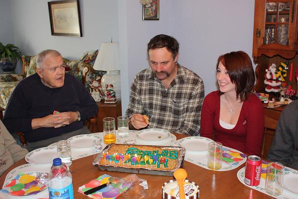 Phillip Sr. Birthday Party @ Caryl's 12.21.09