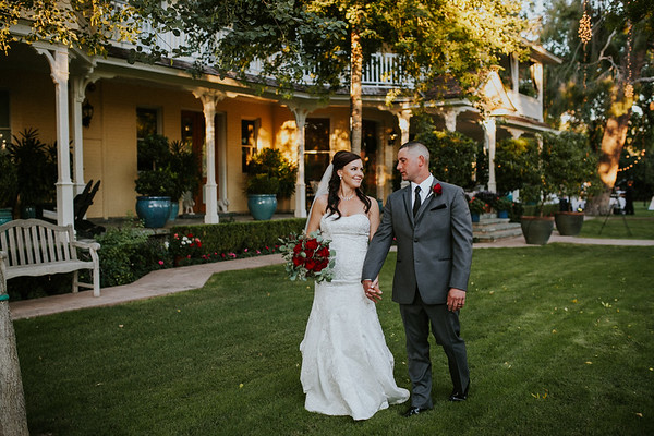 Nick + Kristyn | Downtown Phoenix Wedding