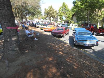 Taste of Morgan Hill car Show 2012 Part 1
