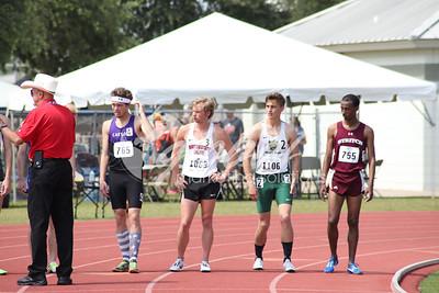 Men's 1500m final