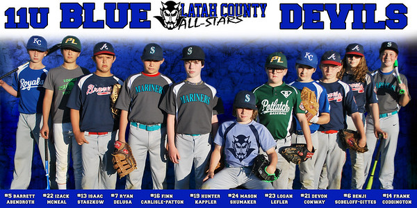 11U Blue Devils