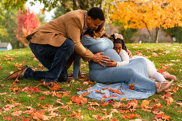 Marta and Marcus Maternity Shoot