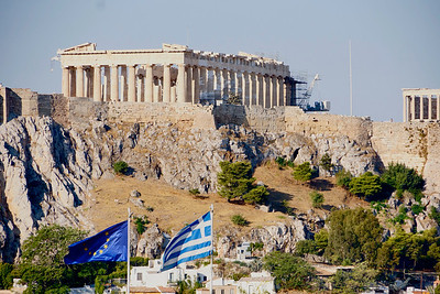 Athens, Greece - August 2012