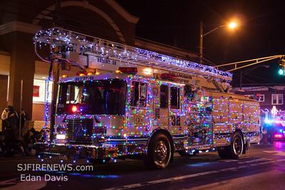12/05/2015, Blackwood Christmas Parade