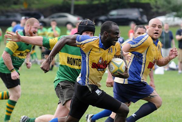 Gotham vs. Montclair Rugby, September 10, 2011