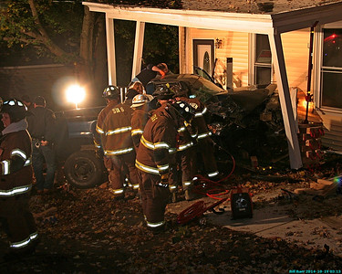 MVC Entrapment White Haven 10/19/14
