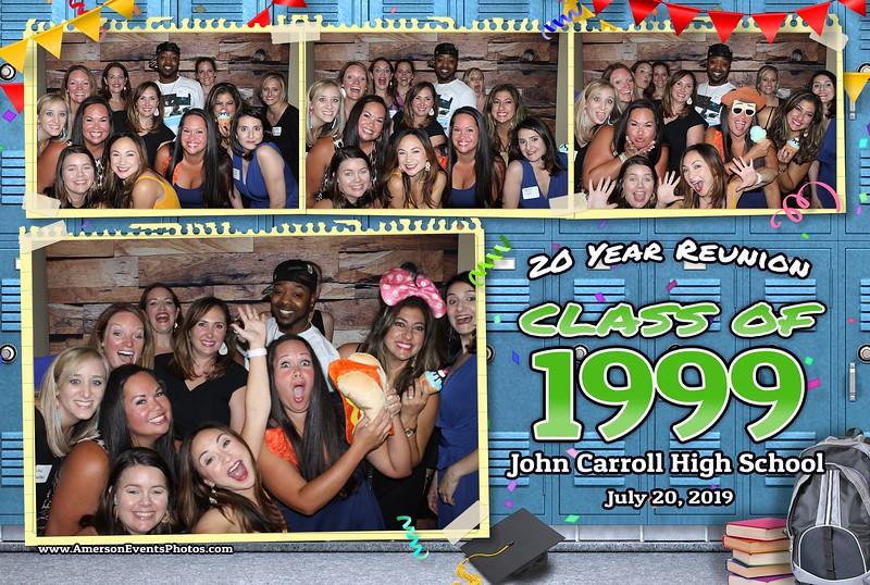 John Carroll Class of 1999