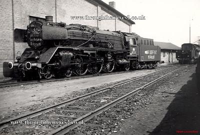 German Steam Locos