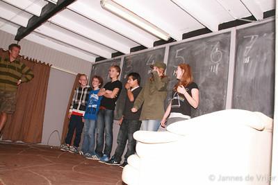 Kamp CD Junioren 2012