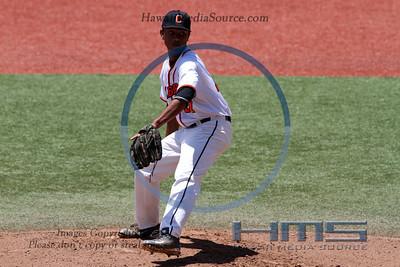Campbell Baseball - Kai 5-14-14