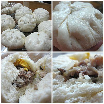 Bánh bao hấp 6