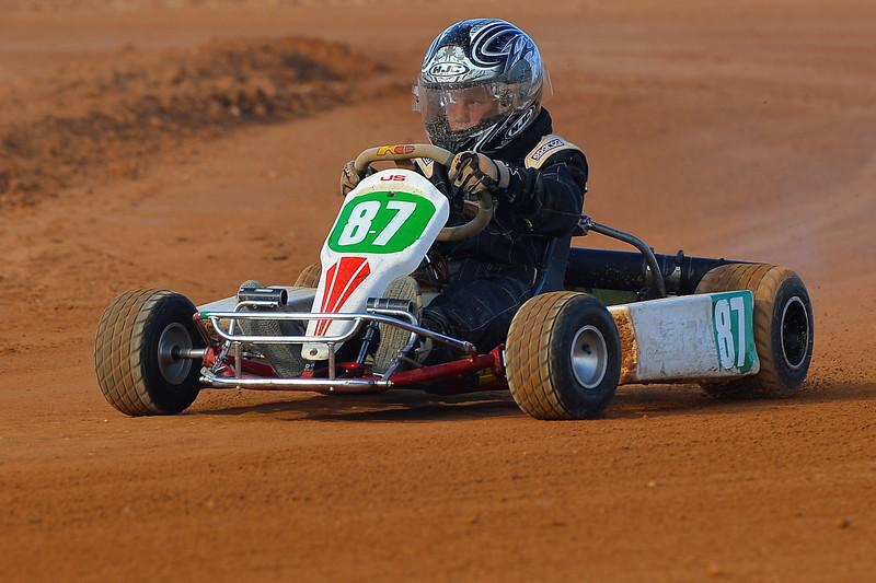 Club Championships at Loxton Dirt Kart Club