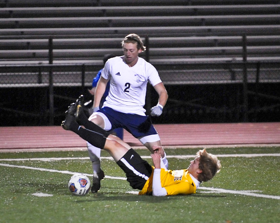 Marquette Varsity Soccer vs Lafayette 11/4/19 Loss 1-2