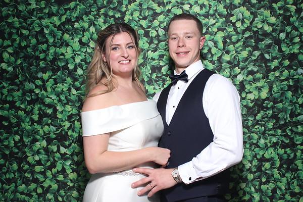 Kelly & Will Wedding Reception