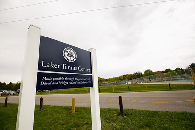 Tennis Center Dedication