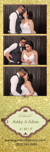 Ashley & Edwin - Wedding at Aria
