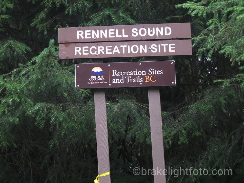 Rennell Sound Recreation Site