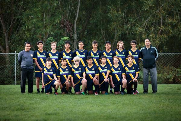 Everett Youth Soccer 2018