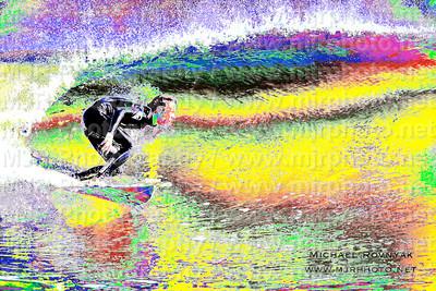 Surfing, L.B. West, NY, 09.23.12 Austin G