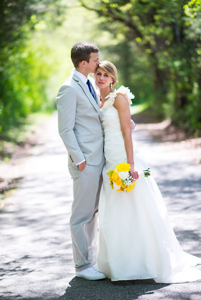 Garrett and Eva Wedding