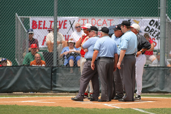 2010 Baseball Playoff - Belton