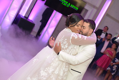 Stephanie & Kevin Wedding at Marina Del Rey