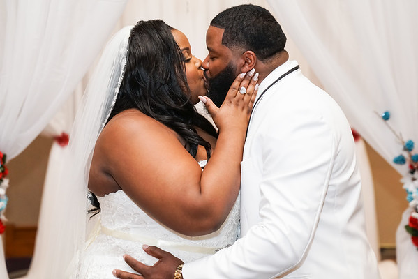 Kevin & Veronica Becton Wedding