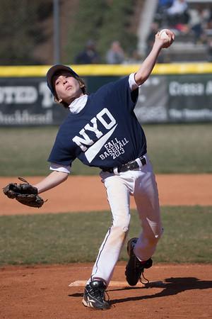 2013 NYO Baseball