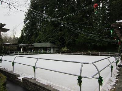 Butchart Gardens, BC - Dec 2014