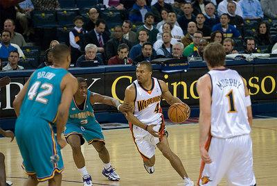 Golden State Warriors Basketball - 03/29/06