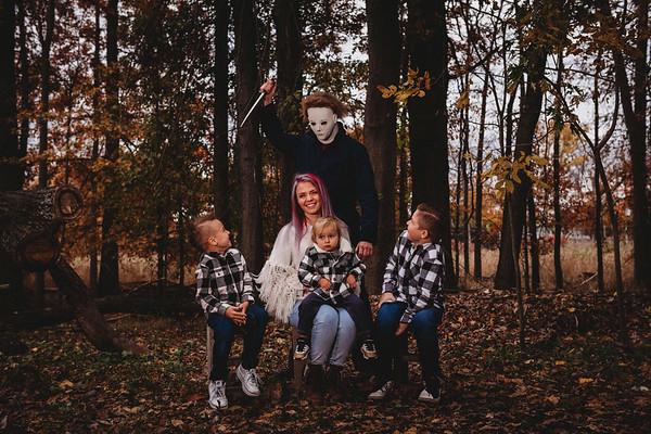 Halloween Mini's 2020