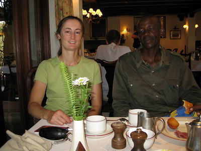 Cinys trip to africa 2009