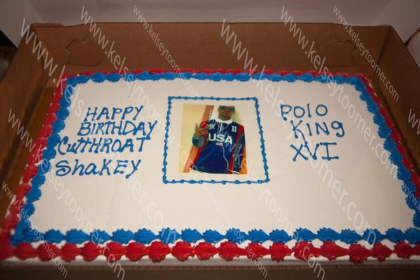 Shakey's 1 year Anniversary/Party 2014