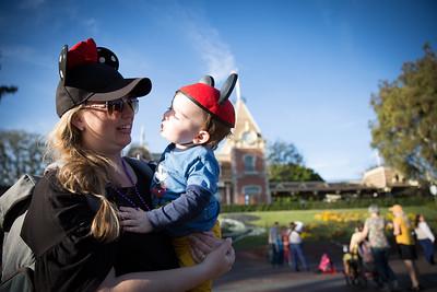 Jasper @ Disneyland
