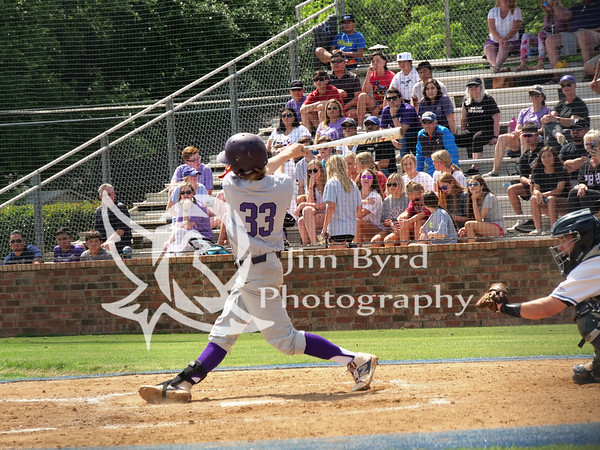 PHS baseball vs LD Bell playoff  5-4-2019