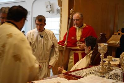 Ordination to Diaconate of Perry Kallis