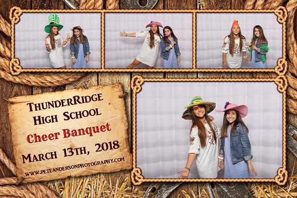 2018 TRHS Cheer Banquet