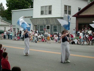 2005.06.04 LCS Marching Band