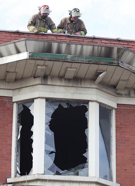 April 10, 2009 - 3rd Alarm - 804 Bloor Street West