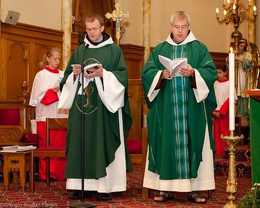 Fr. Placyd Farewell