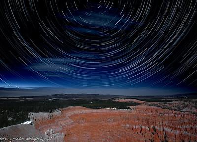 Bryce Canyon at Night